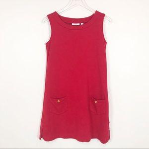 QVC Susan Graver NWOT red dress